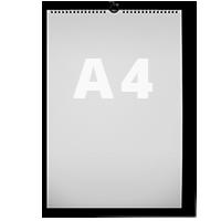 Kalendarz A4