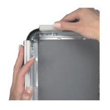 ramka OWZ do mocowania wydruku